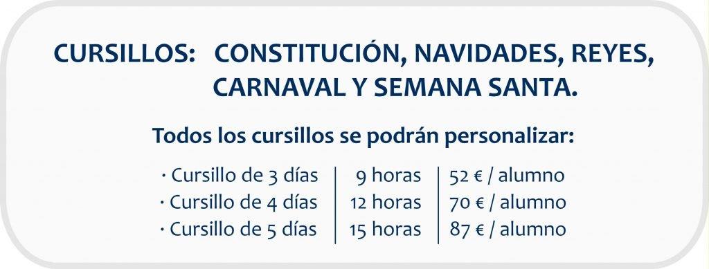 Cursillos de fin de semana personalizados y de calidad. Escuela Oficial Leitariegos