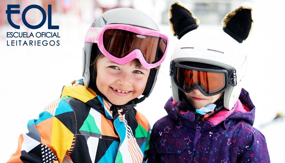 Baby School esquí Leitariegos