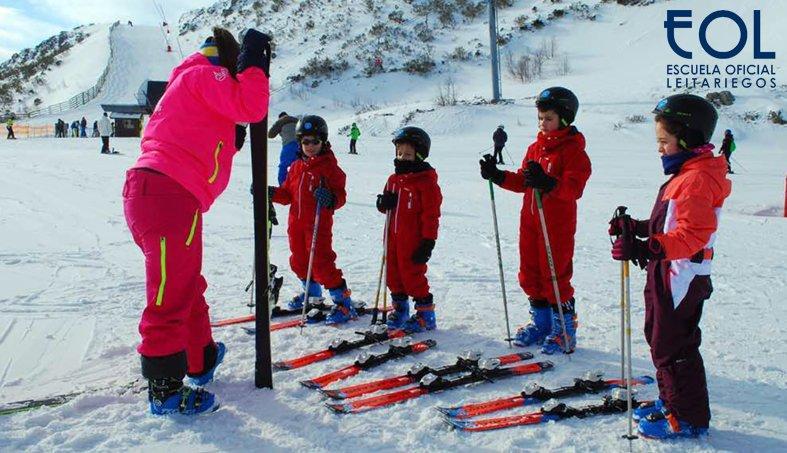 Esquí en en Norte de España