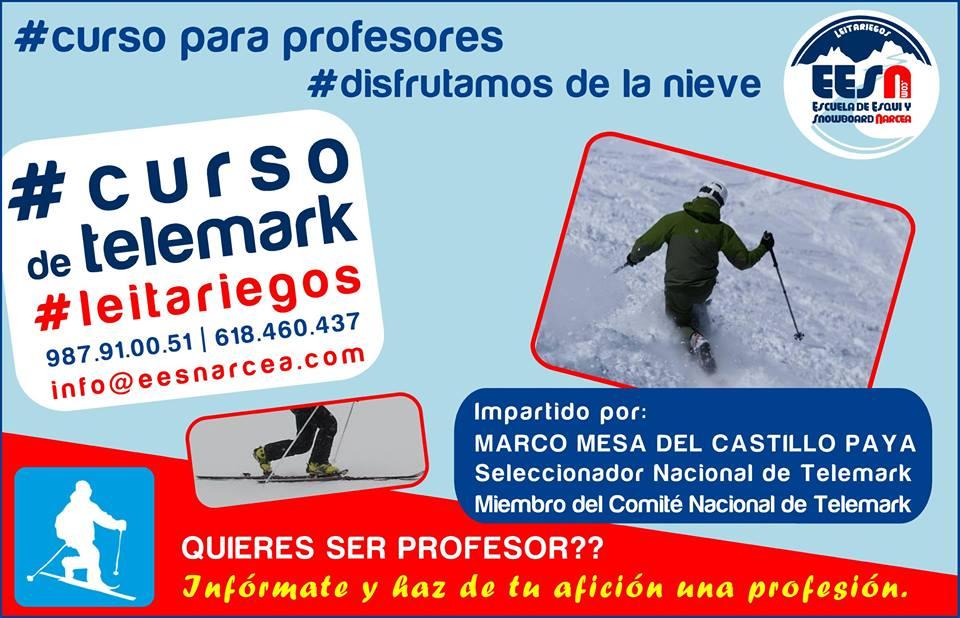 Telemark en Leitariegos