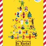 EESNarcea Calendario Navidad