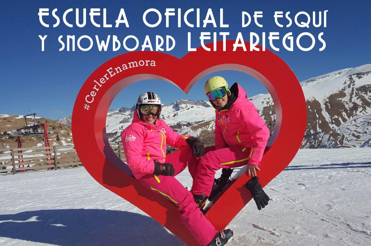 equipación nieve profesores ski snow