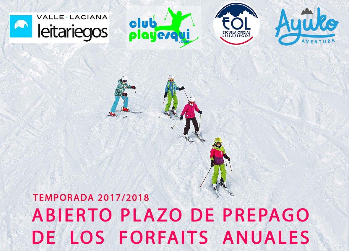 Forfaits en Valle Laciana - Leitariegos, León
